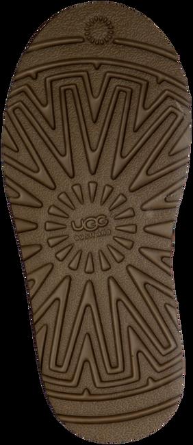 Cognac UGG Vachtlaarzen CLASSIC KIDS  - large