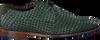 Groene FLORIS VAN BOMMEL Nette schoenen 18043  - small