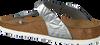 Zilveren BIRKENSTOCK PAPILLIO Slippers GIZEH SPECTRAL  - small