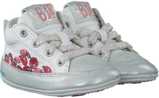 Witte BUNNIES JR Babyschoenen ZUKKE ZACHT  - large