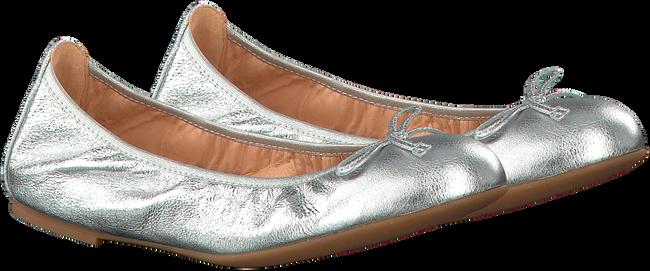 Zilveren UNISA Ballerina's ACOR  - large