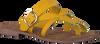 Gele LAZAMANI Slippers 75.608  - small