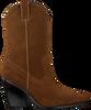 Cognac BRONX Cowboylaarzen NEW-KOLEX  - small