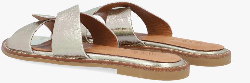Gouden NOTRE-V Slippers 10160  - larger