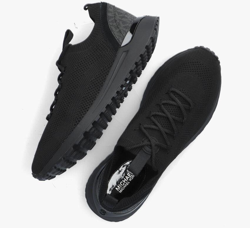 Zwarte MICHAEL KORS Lage sneakers BODIE TRAINER  - larger