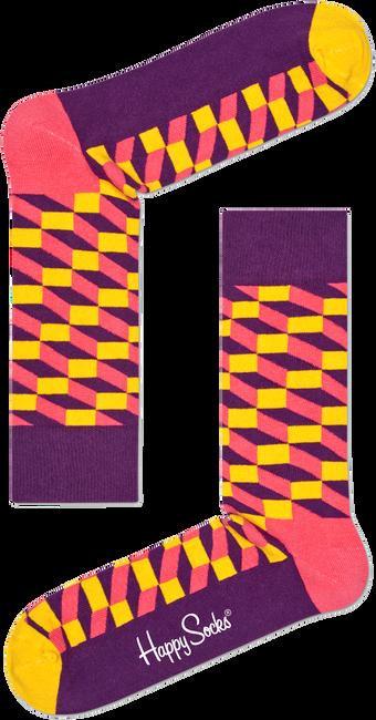 Multi HAPPY SOCKS Sokken FILLED OPTIC - large