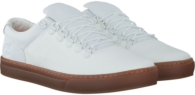 Witte TIMBERLAND Sneakers ADVENTURE 2.0 CUPSOLE  - large