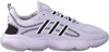 Paarse ADIDAS Lage sneakers HAIWEE C - small