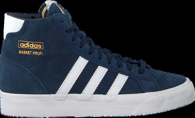 Blauwe ADIDAS Hoge sneaker BASKET PROFI J  - large