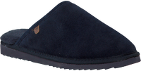 Blauwe WARMBAT Pantoffels CLASSIC  - medium