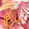 Roze NOTRE-V Sjaal COLETTE  - small