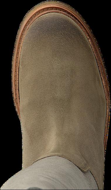 Taupe SHABBIES Lange laarzen 191020006  - large