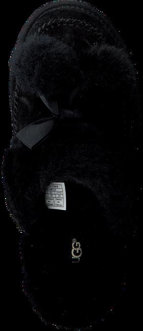 Zwarte UGG Pantoffels HAFNIR  - large