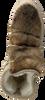 Taupe KARMA OF CHARME Enkellaarsjes ECO - small