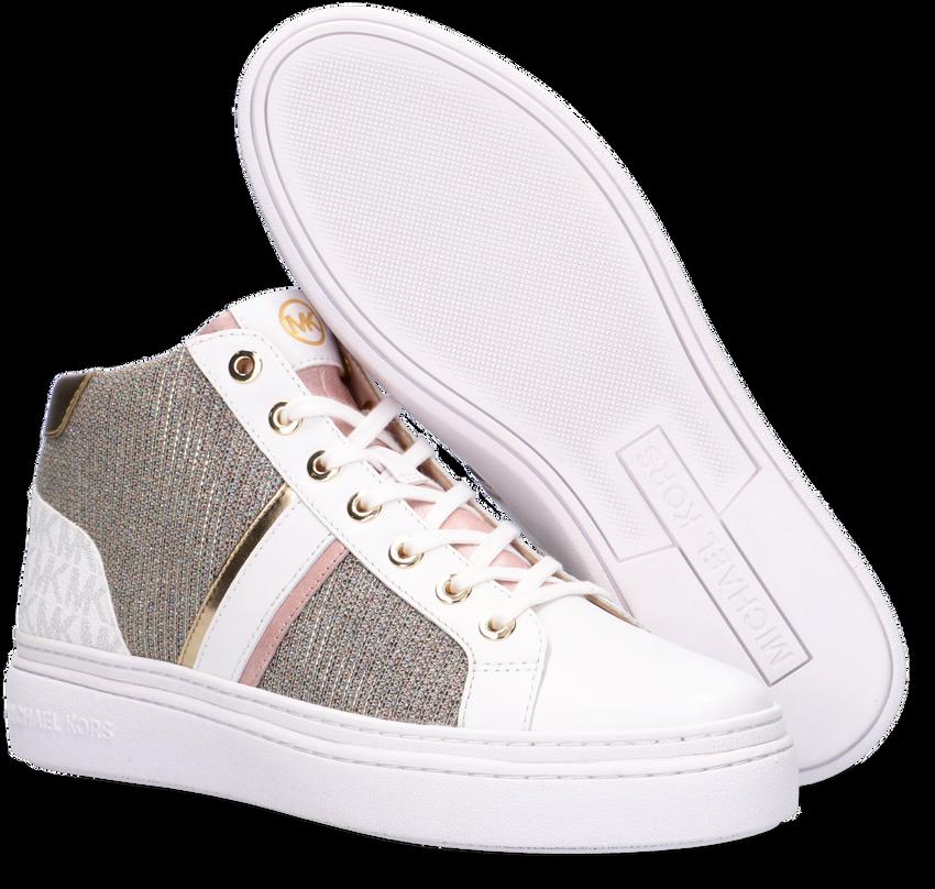 Witte MICHAEL KORS Hoge sneaker CHAPMAN MID  - larger