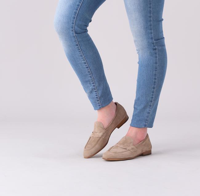 Beige NOTRE-V Loafers 1GET150 - large
