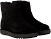 Zwarte UGG Vachtlaarzen CLASSIC MINI BLVD  - small