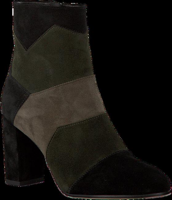 Groene FLORIS VAN BOMMEL Enkellaarsjes 85199  - large