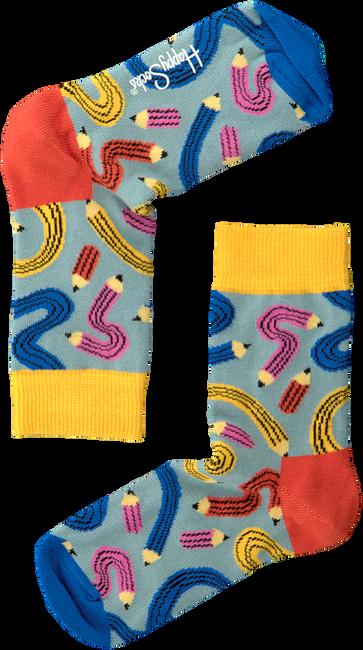Blauwe HAPPY SOCKS Sokken KIDS PEN  - large