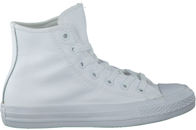 witte CONVERSE Sneakers AS HI DAMES  - large