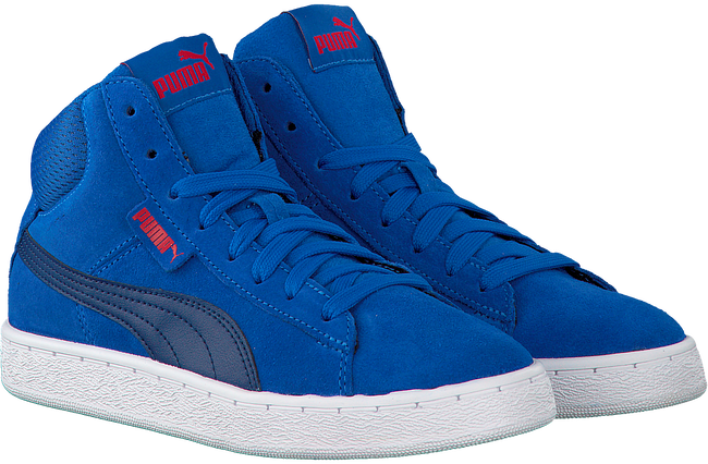 Blauwe PUMA Sneakers PUMA 1948 MID JR  - large