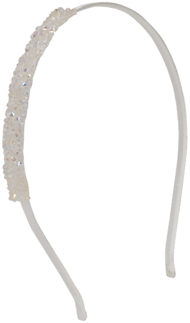 Witte LE BIG Haarband IONA HEADBAND - large