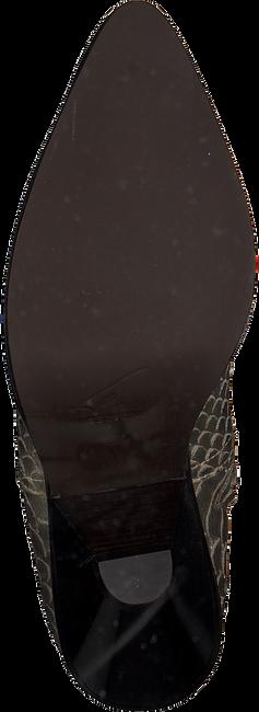 Gouden TORAL Enkellaarsjes 12369  - large