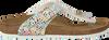 Witte BIRKENSTOCK Slippers GIZEH KIDS  - small