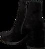 Zwarte VIA VAI Enkellaarsjes 5101052 - small