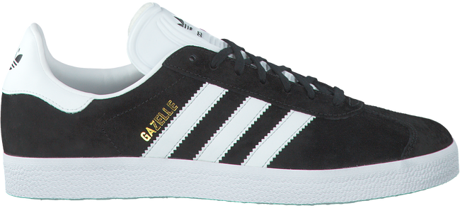 Zwarte ADIDAS Sneakers GAZELLE HEREN  - large