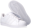 Witte ADIDAS Lage sneakers SUPERSTAR J  - small