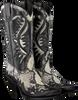 Zwarte SENDRA Cowboylaarzen 16140 - small
