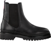 Zwarte TOMMY HILFIGER Chelsea boots RUGGED CLASSIC CHELSEA - small