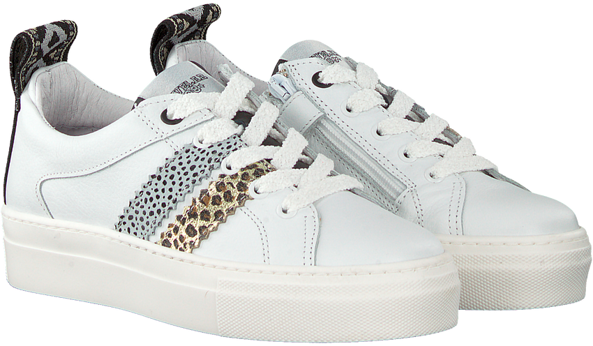 Witte DEVELAB Lage sneakers 41850  - larger