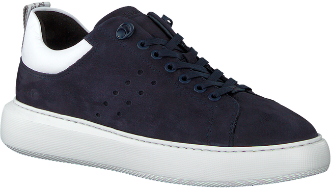 Blauwe NUBIKK Sneakers SCOTT  - large