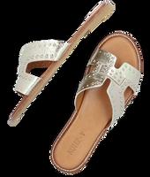 Gouden NOTRE-V Slippers 10346  - medium
