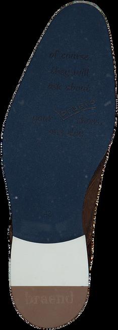 Cognac BRAEND Nette schoenen 24508 - large