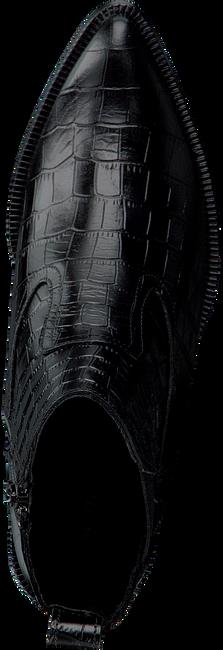 Zwarte SCOTCH & SODA Enkellaarsjes ABBEY 75106  - large