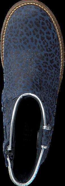 Blauwe HIP Enkellaarsjes H1524  - large