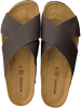 Bruine MAZZELTOV. Slippers 19-0465  - small