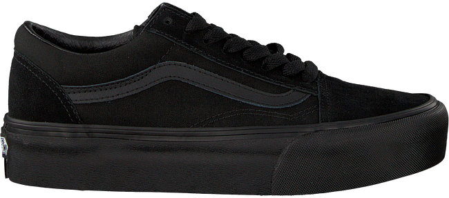 Zwarte VANS Sneakers OLD SKOOL PLATFORM - large