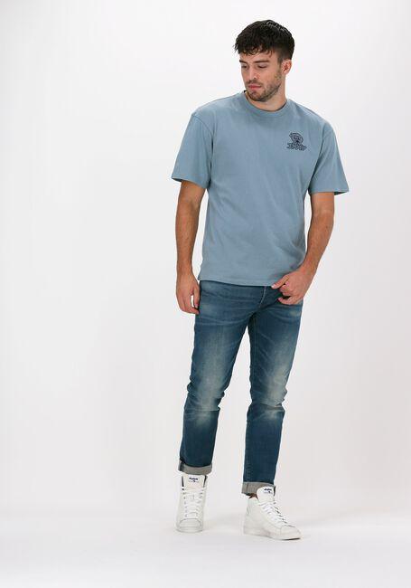 Groene EDWIN T-shirt OFFICE TAKO TS  - large