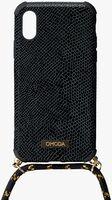 Zwarte OMODA Telefoonkoord XS IPHONE KOORD  - medium