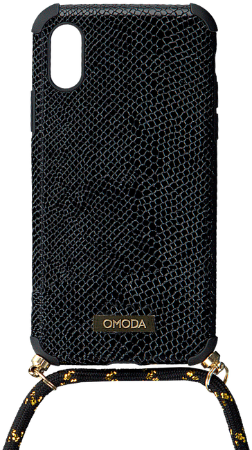 Zwarte OMODA Telefoonkoord XS IPHONE KOORD  - large