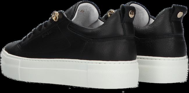Zwarte RED-RAG Lage sneakers 74402  - large