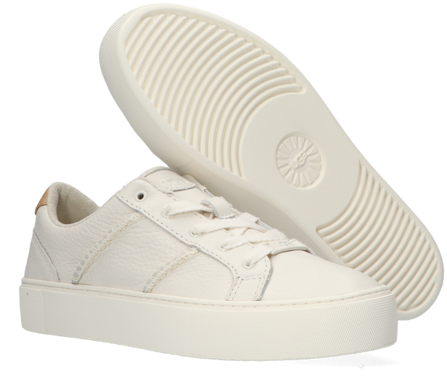 Witte UGG Lage sneakers W DINALE  - large