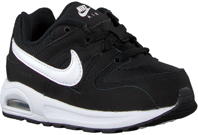Zwarte NIKE Sneakers AIR MAX COMMAND FLEX (GS)