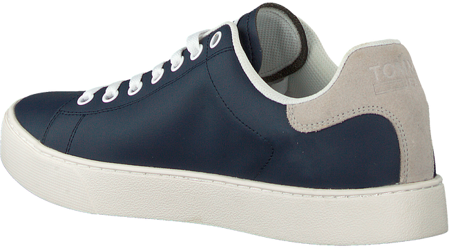 Blauwe TOMMY HILFIGER Lage sneakers ESSENTIAL TOMMY JEANS  - large