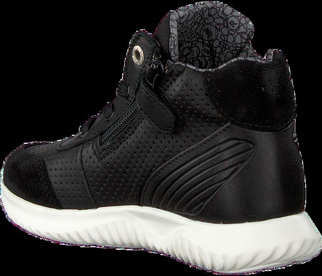 Zwarte RED-RAG Sneakers 13359  - large