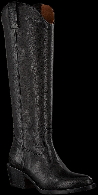 Zwarte VIA VAI Lange laarzen KAMILA LEGACY | Omoda